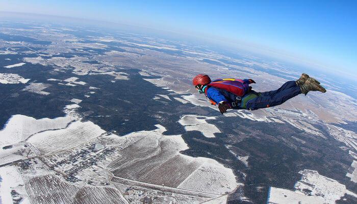 Yadgar Makar Coast Skydiving