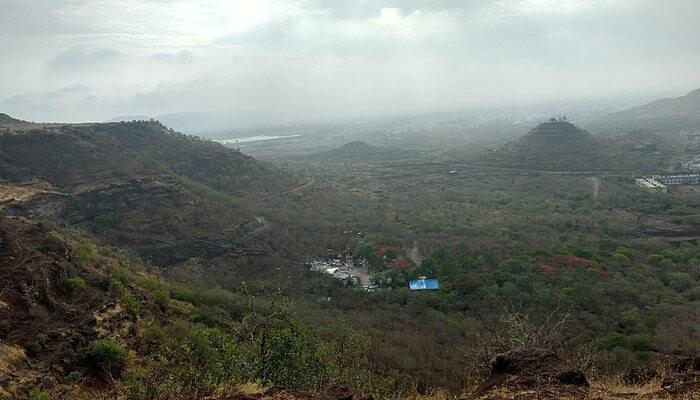 Goga Baba Hill