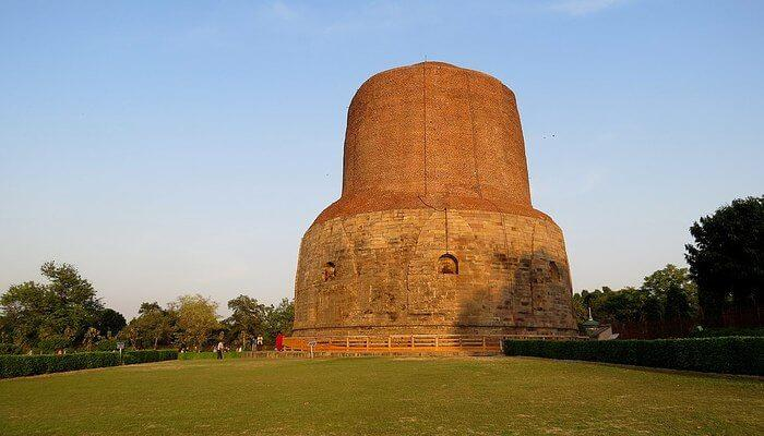 Dhamaka Stupa