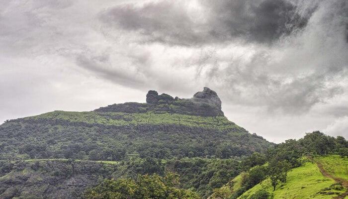 Trek to Irshalgarh Fort is good for trek