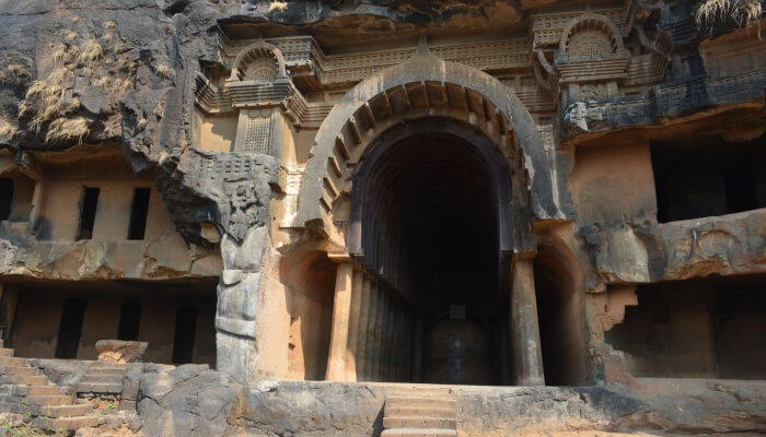 bhaaja cave awesome place to visit