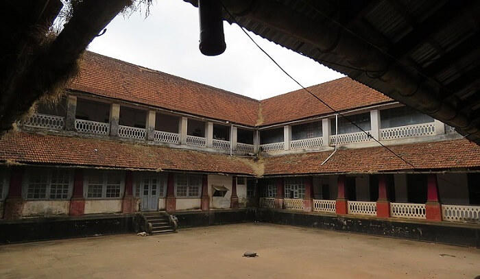 Check out this Madikeri Fort