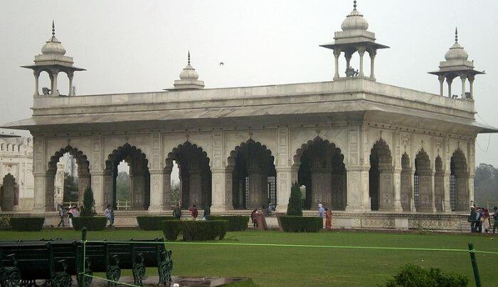 Old Rang Mahal in Dalhousie