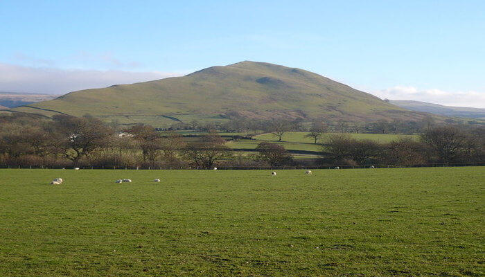 Dufton pikes