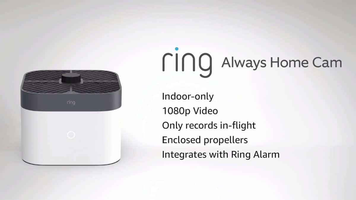 Always ring home cam