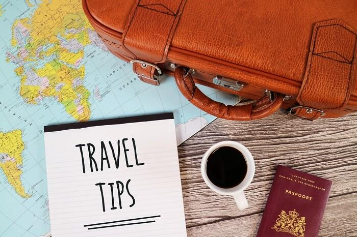Travel Tips (Cover)