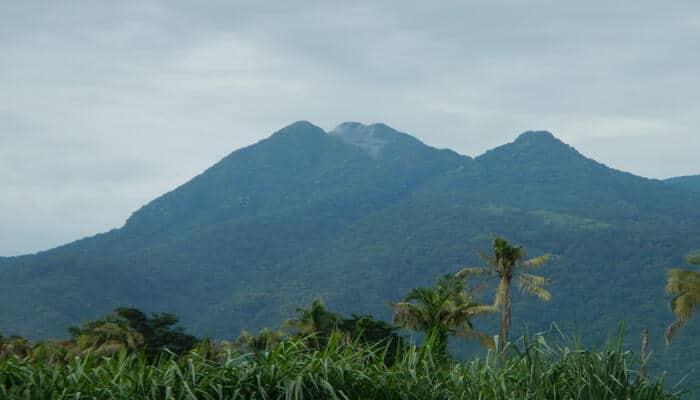 Mount Miling in Laguna