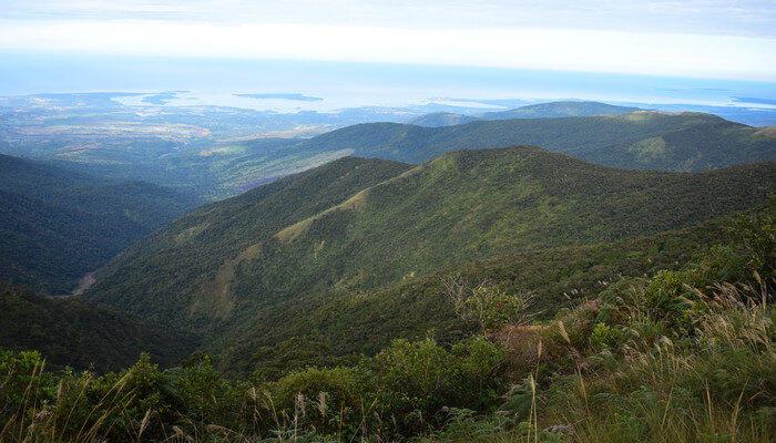 Tapulao, Zambales Mountains