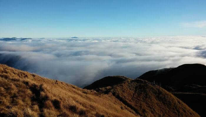 Pulag Mountains in Bengt