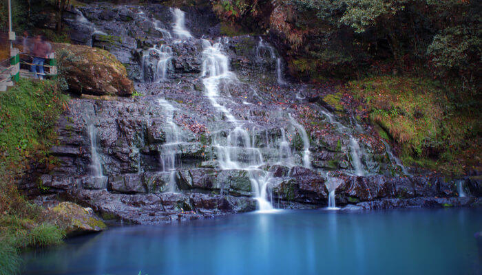 Photography in elephant falls