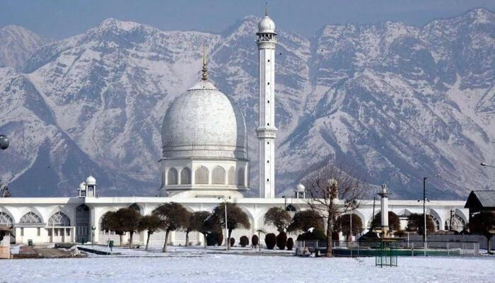Muslim community located in Kashmir valley