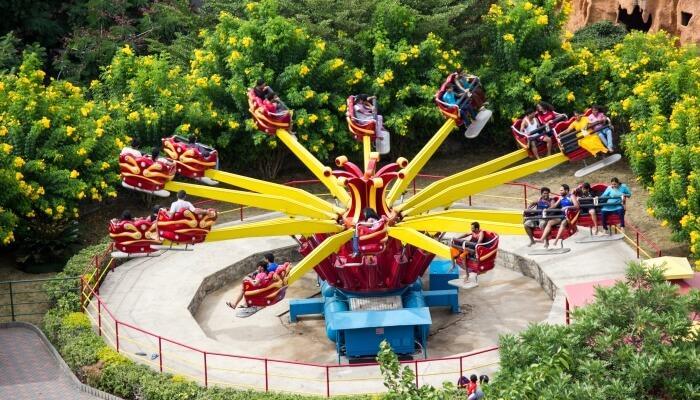 Famous Amusement Parks in Bangalore