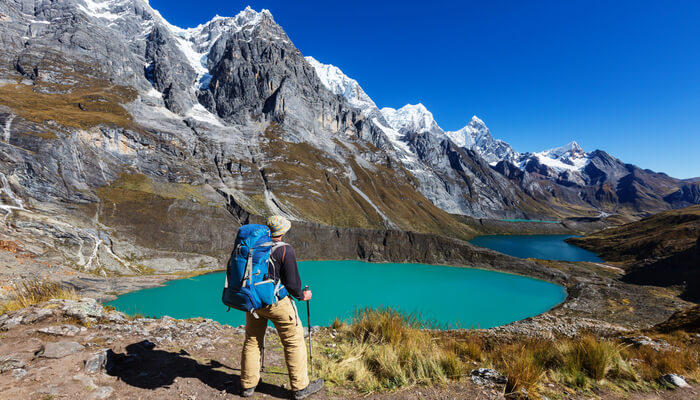 Adventure Mountaineering in Peru