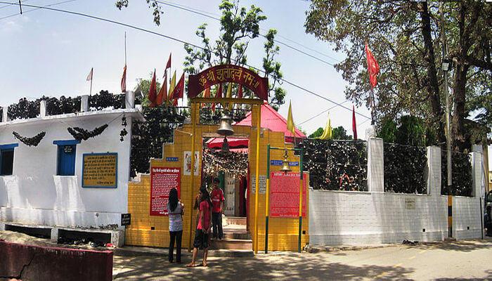 Temple scene 1