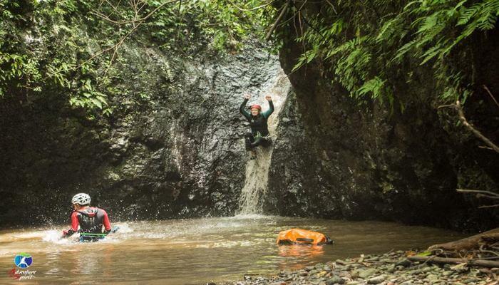 Karenkali Canyon