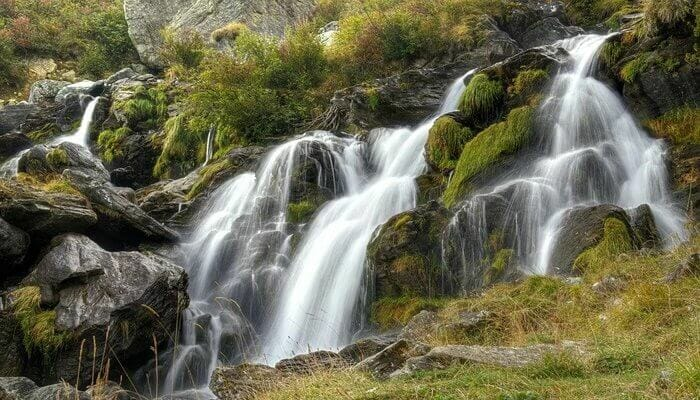 Neer Garh Falls