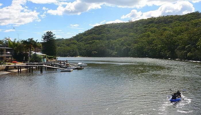Varonora River