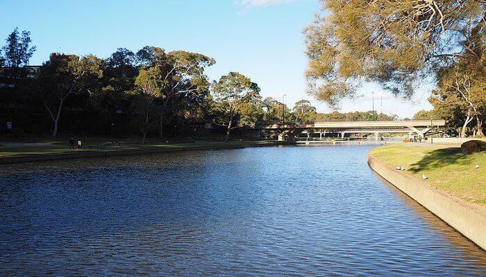 Parmat River