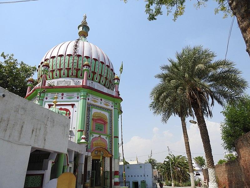 Dargah Baba Shah Musafir