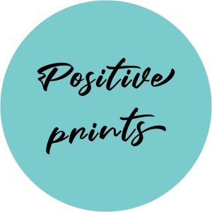 Boho Loves: Positive Print - Custom Gifts for Your Loved Ones!