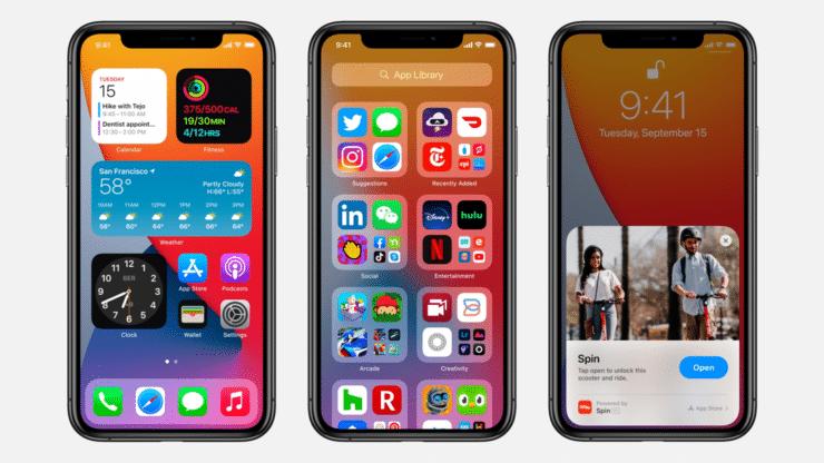 Apple iOS 14 hands-on