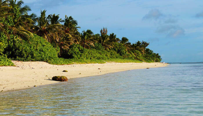 Beaches of Maldives