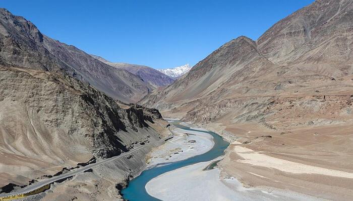 River Rafting in Ladakh
