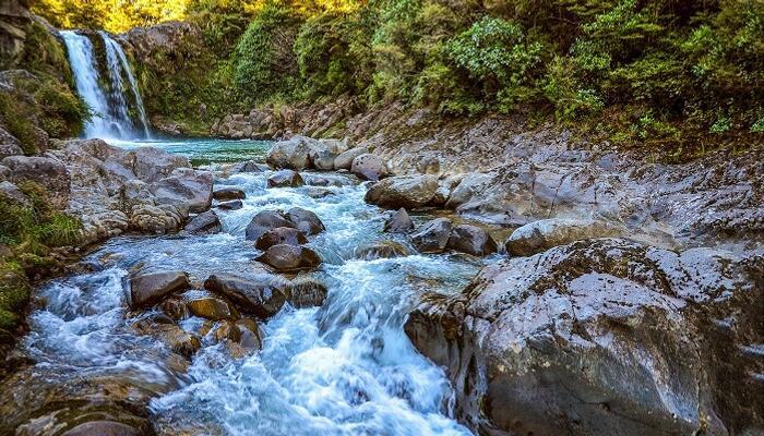 Bhadwana Falls - One of the major monsoon gateways