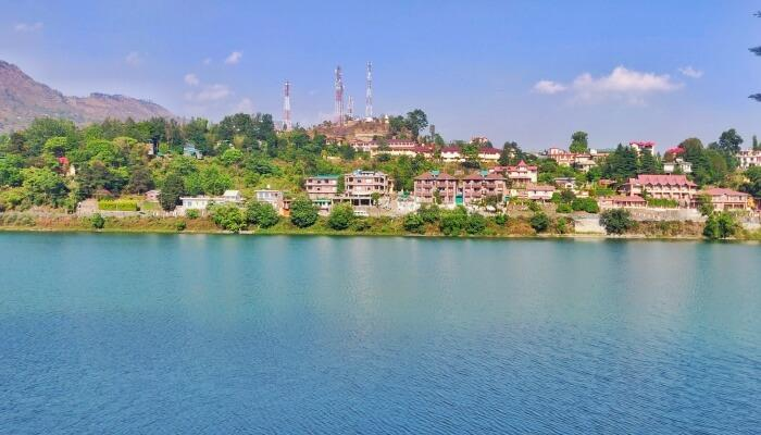 Bhimtal is the best tourist destination