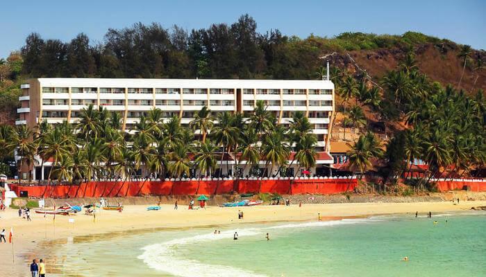 Bogmallo Beach Resort In Goa