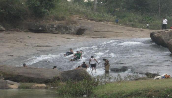 Chaprai Falls