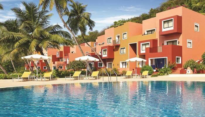 Cidade De Goa Resort