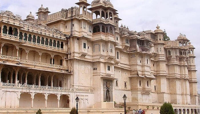 City Palace - Best Places To Visit In Udaipur