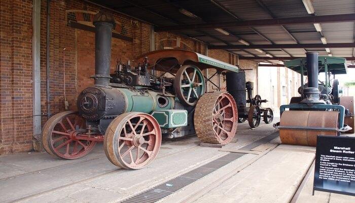 Explore the Rail Museum