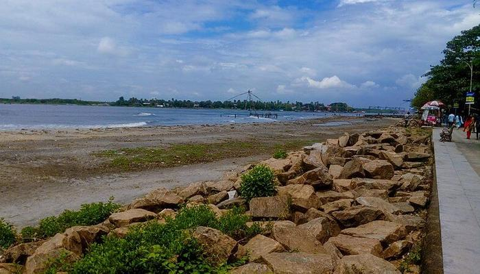 Fort Kochi Beach In Kochi