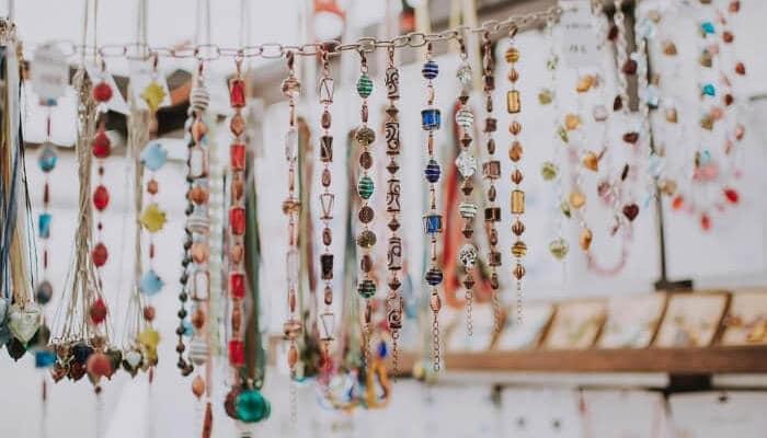 Gandhi Bazaar in Shimoga
