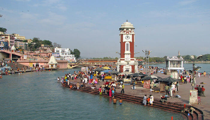 Haridwar - Places to Visit in Uttarakhand