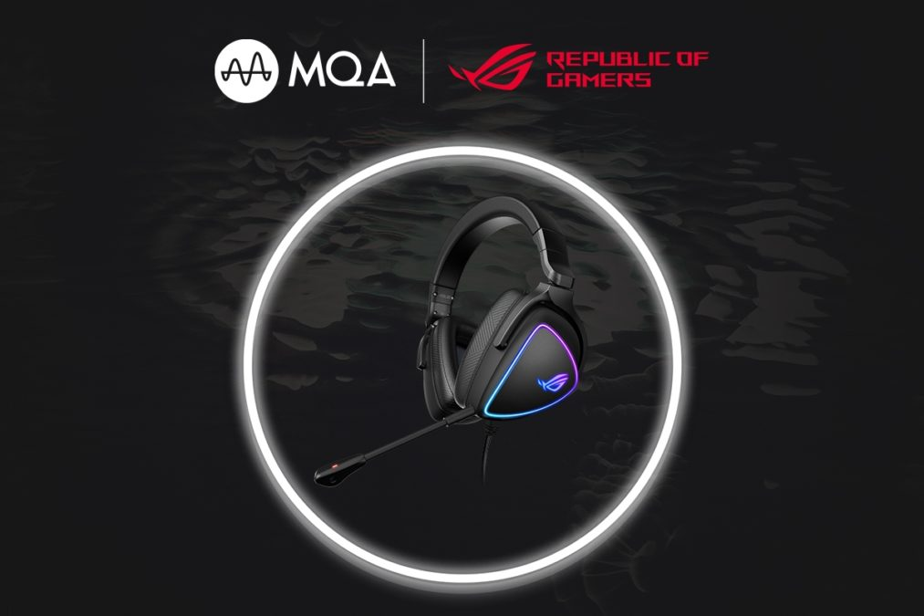 Asus ROG Delta S presents MQA Gaming Headset