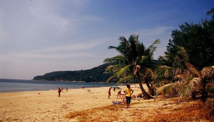 Karon Beach in Phuket