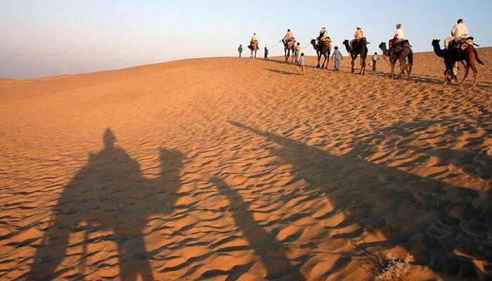 Khuri is the best place to go