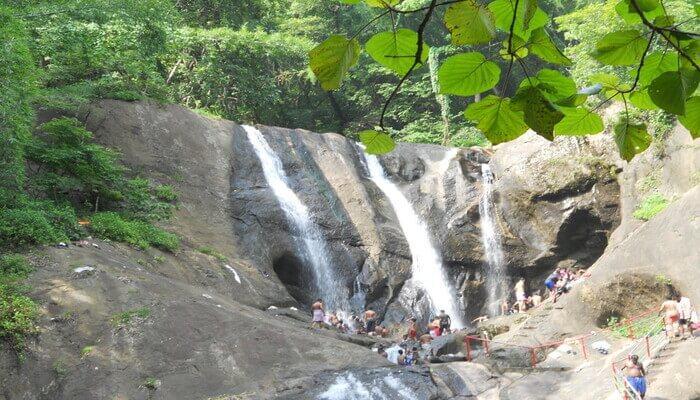 Kumbhavurti Falls - Mesmerising Waterfalls Near Kollam