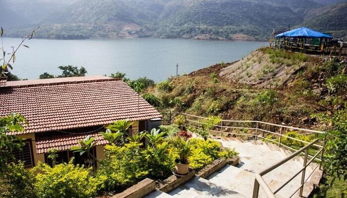 Lake view cottage-Top 7 Cottages In Pune