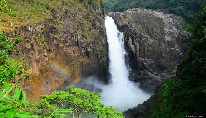 Langsiang Falls