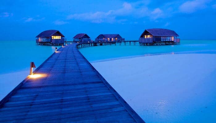 Maldives is the best place to visit