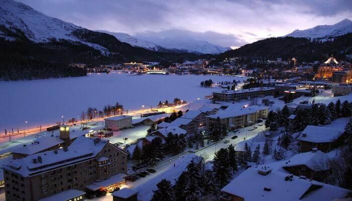 St. Moritz Pvt.