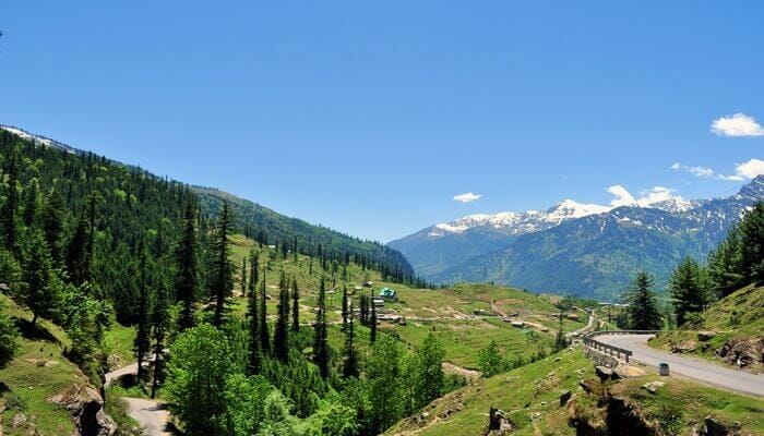 Mussoorie - Places to Visit in Uttarakhand