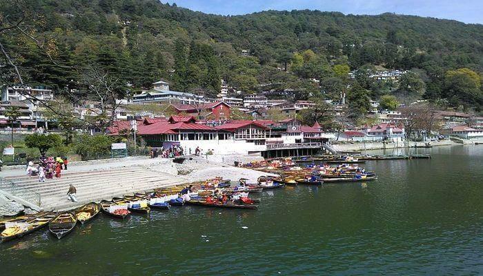 Nainital - Places to Visit in Uttarakhand