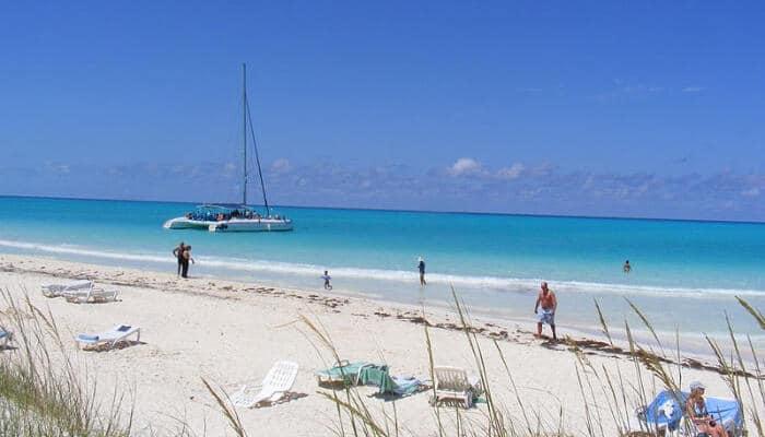 Playa Pilar in Cuba