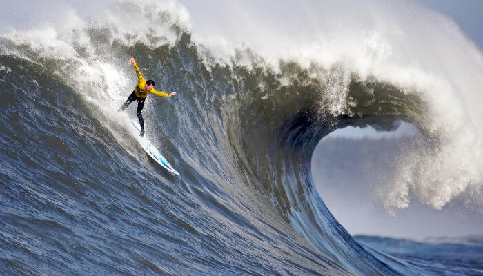 Surfing is the best thing