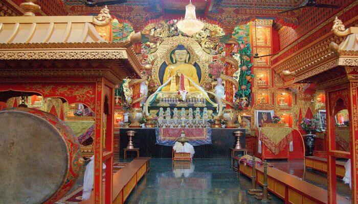 Visit to thai temple